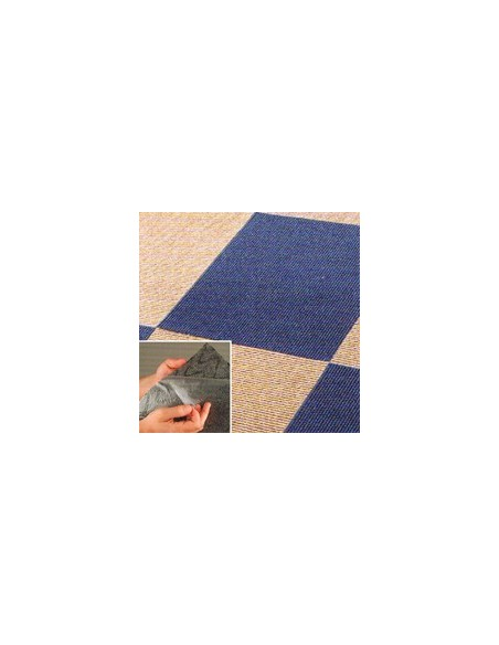 Self-Adhesive carpet tiles (50cm x 50cm)