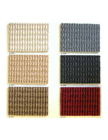 Carpet tiles, 50cm x 50cm, Luxury Soft Pile