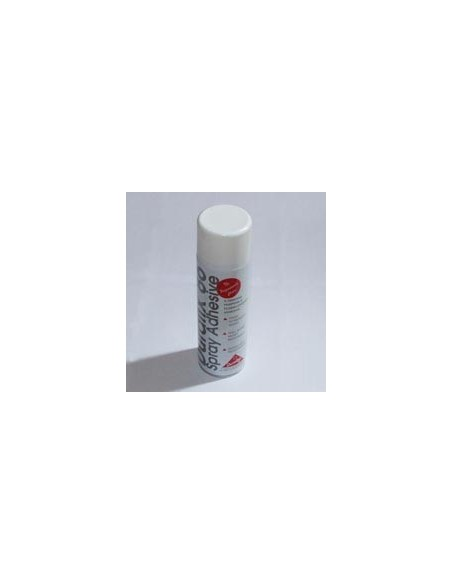 Heavy duty adhesive spray