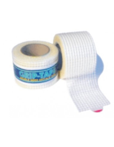 Double sided reinforced tape