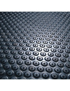 Cushion coil anti fatigue mat