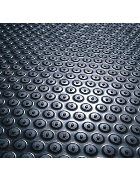 Cushion Coil Anti-Fatigue Rubber Mat, 7.5mm thick