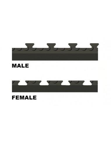 PennyLok Edging Strips (Male/Female)