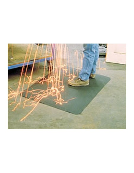 SPARKSAFE Welding Matting, 10mm thick