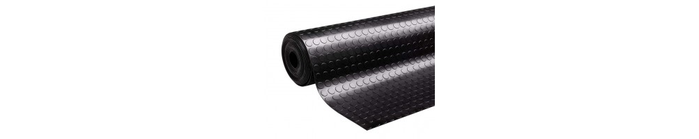 RUBBER MATTING ROLLS