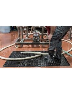 Rubber Mat Rubber Matting Interlocking Rubber Mat