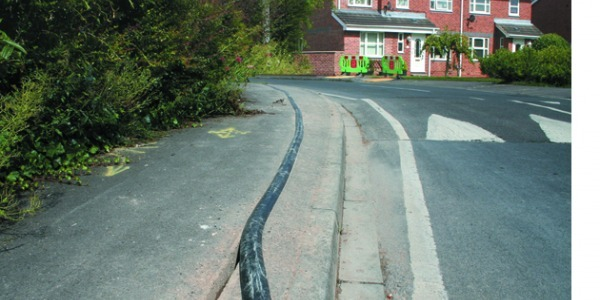 Case Study: Microtrench cover for FTTH network installation in York